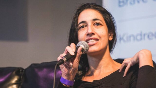 On Being an anti-capitalist business owner with nora rahiminian | creatives do money podcast with eowyn levene